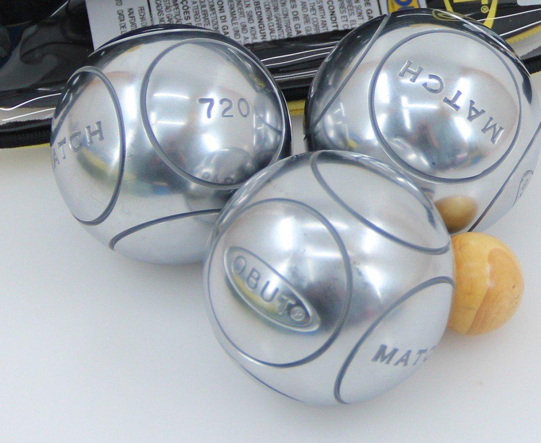 match obut boule kugeln 73 mm 720g 1 wettkampfkugeln g nstig kaufen. Black Bedroom Furniture Sets. Home Design Ideas