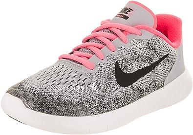 Contra la voluntad superstición canal  Nike RN Libre de 2017 (PS) del Zapato Corriente 11 de EE.UU. Bebé niño  Lobo/Gris/Negro/Racer/Rosa 11 M US Poco Kid: Amazon.es: Zapatos y  complementos