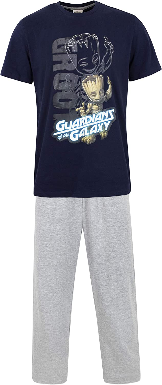 Marvel Mens' Guardians of The Galaxy Pajamas
