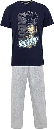 Marvel Pijama para Hombre Guardianes de la Galaxia