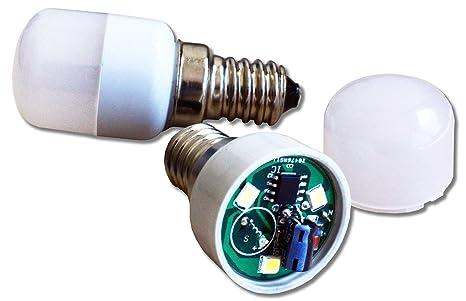 Kühlschrank Led E14 : Ecosavers kühlschrank led alarm licht e nach sekunden