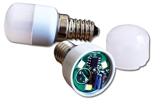 Kühlschrank Birne Led : Ecosavers kühlschrank led alarm licht e14 nach 10 sekunden blinkend