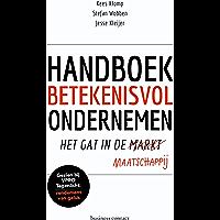 Handboek betekenisvol ondernemen: het gat in de maatschappij