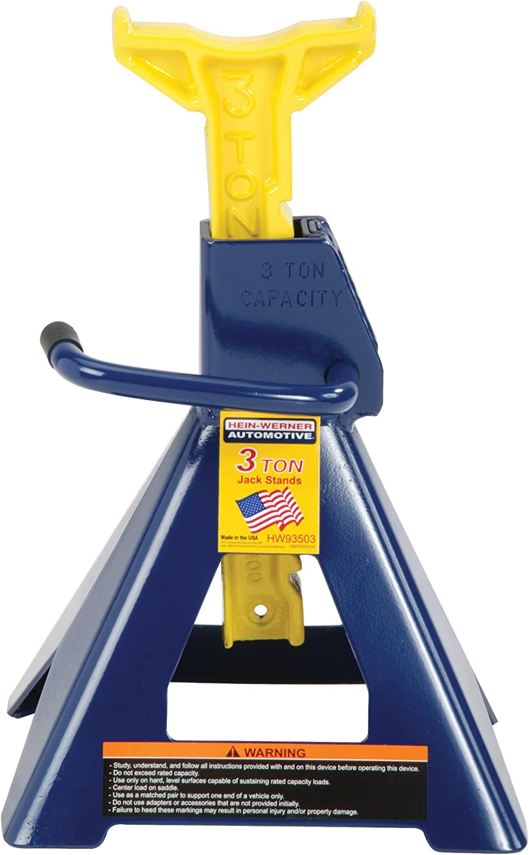 Hein-Werner HW93503 3-Ton Jack Stand