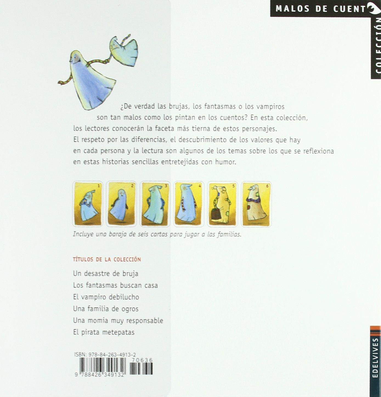 Los fantasmas buscan casa (Spanish Edition): Rocio Anton ...