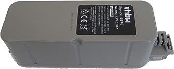 vhbw Batería NiMH 3300mAh (14.4V) para aspirador, Roboter ...