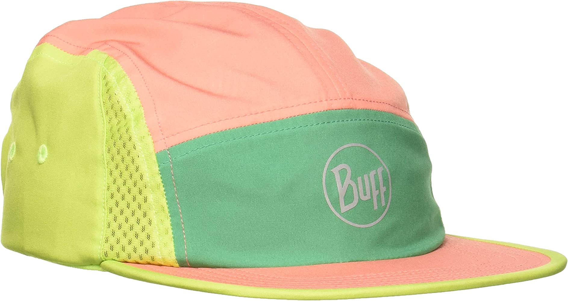 Gorra Multi Blocks Run by BUFF gorra outdoorgorra de deporte ...
