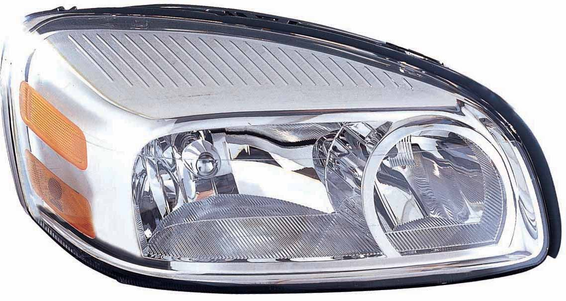 Depo 335-1137L-AC Buick Terraza Van Driver Side Headlamp Composite Assembly