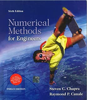 Buy Numerical Methods For Engineers Book Online At Low Prices In