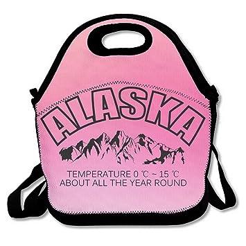 Unoopler Alaska - Bolsa de almuerzo con aislamiento, ideal ...