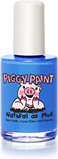 product image for Piggy Paint 100% Non-toxic Girls Nail Polish - Safe, Chemical Free Low Odor for Kids, Tea Party for Two - Great Stocking Stuffer for Kids
