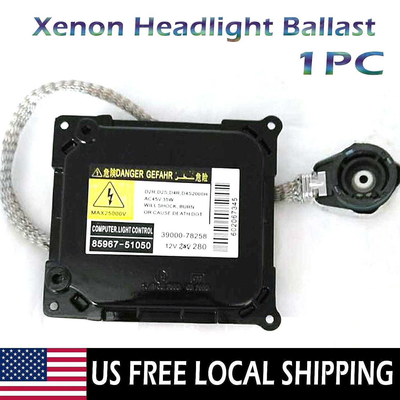 Original Genuine Hella G4 Xenon headlight ignitor igniter Xenon Zundgerat 5DD 008 319-10 5DD00831910 igniter//Ignitor D2S D2R 12V Xenon Ballast Unit