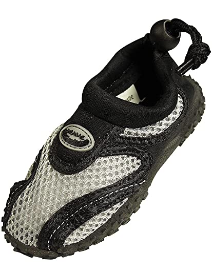 a3e39fc62 Amazon.com: The Wave Childrens Kids Wave Water Shoes Pool Beach Aqua ...