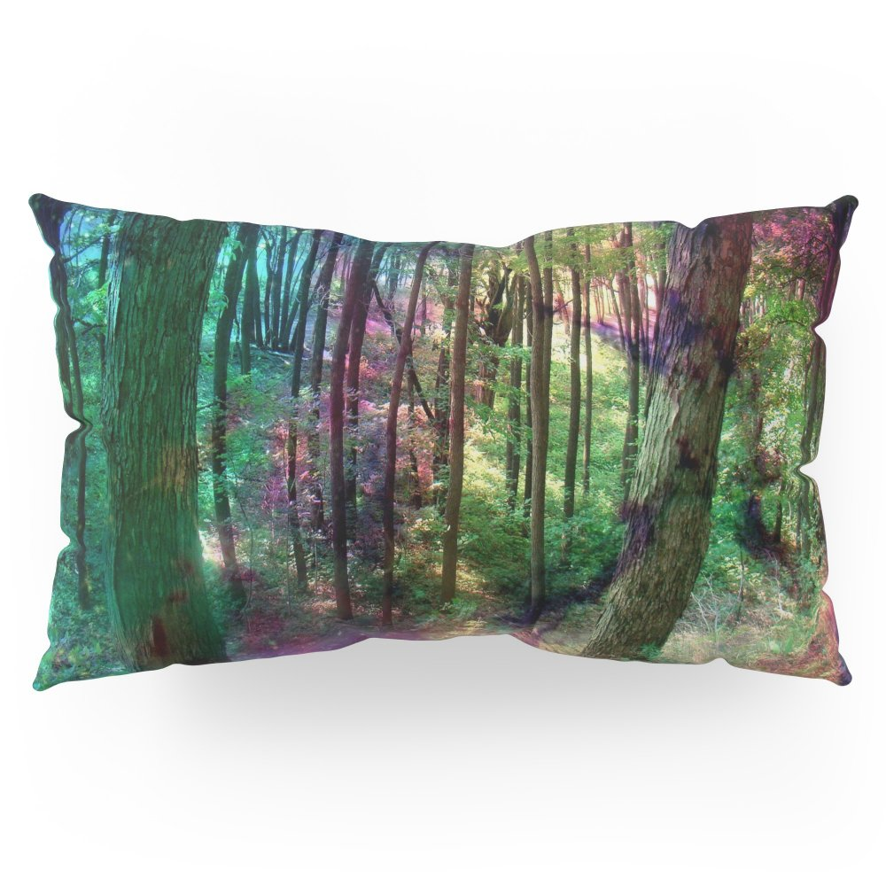 Society6 Forest Love II Pillow Sham King (20'' x 36'') Set of 2 by Society6 (Image #1)