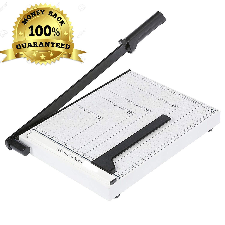 neudas Steel Plate Paper Trimmer A4 B5, A5, B6, B7 Paper Cutter Machine