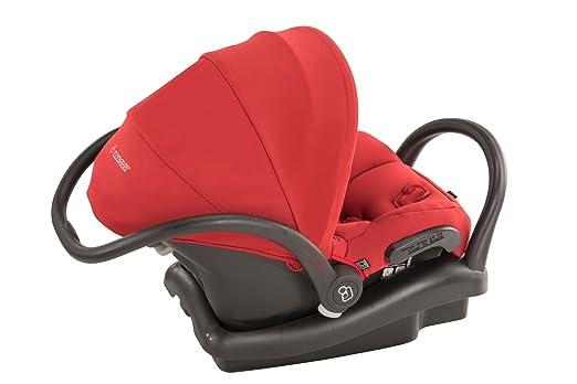 Amazon.com: Maxi-Cosi Mico Max Silla para auto 30, rojo ...