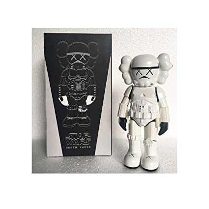 104c9f63 Kaws BFF 10 inch Standing 8 inch Sitting Dissected Companion Original Fake  Art Toys Action Figure