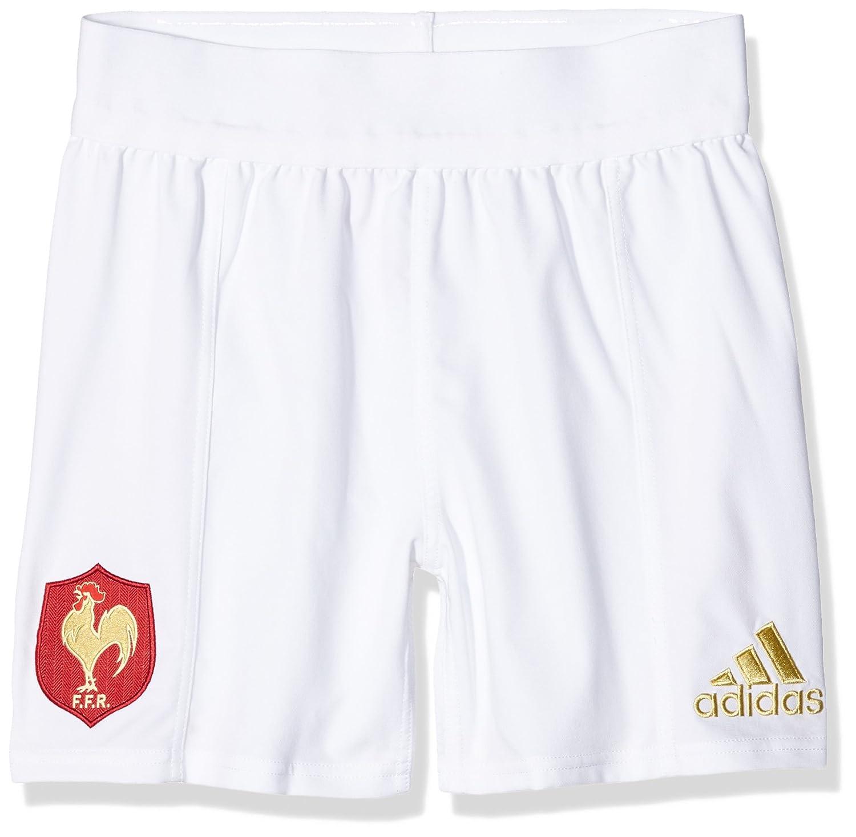Adidas Bambini Rugby/Pantaloncini da Trasferta Francia Rugby Replica ADIL0|#Adidas AH4635