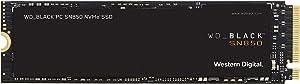 WD_Black 1TB SN850 NVMe Internal Gaming SSD - Gen4 PCIe, M.2 2280, 3D NAND – WDS100T1X0E