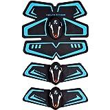 KOOSERA EMS 腹筋ベルト 腹筋器具 腹筋トレーニング 腹筋トレ ダイエット フィットネスマシン お腹 腕 男女兼用 9段階調節 6モード 最新版