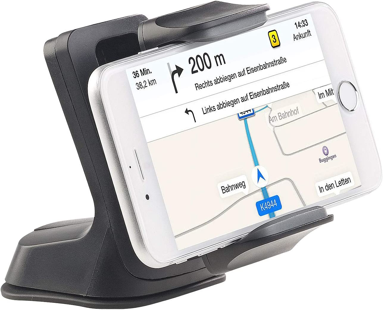 Callstel Smartphone Halterung Pkw Elektronik