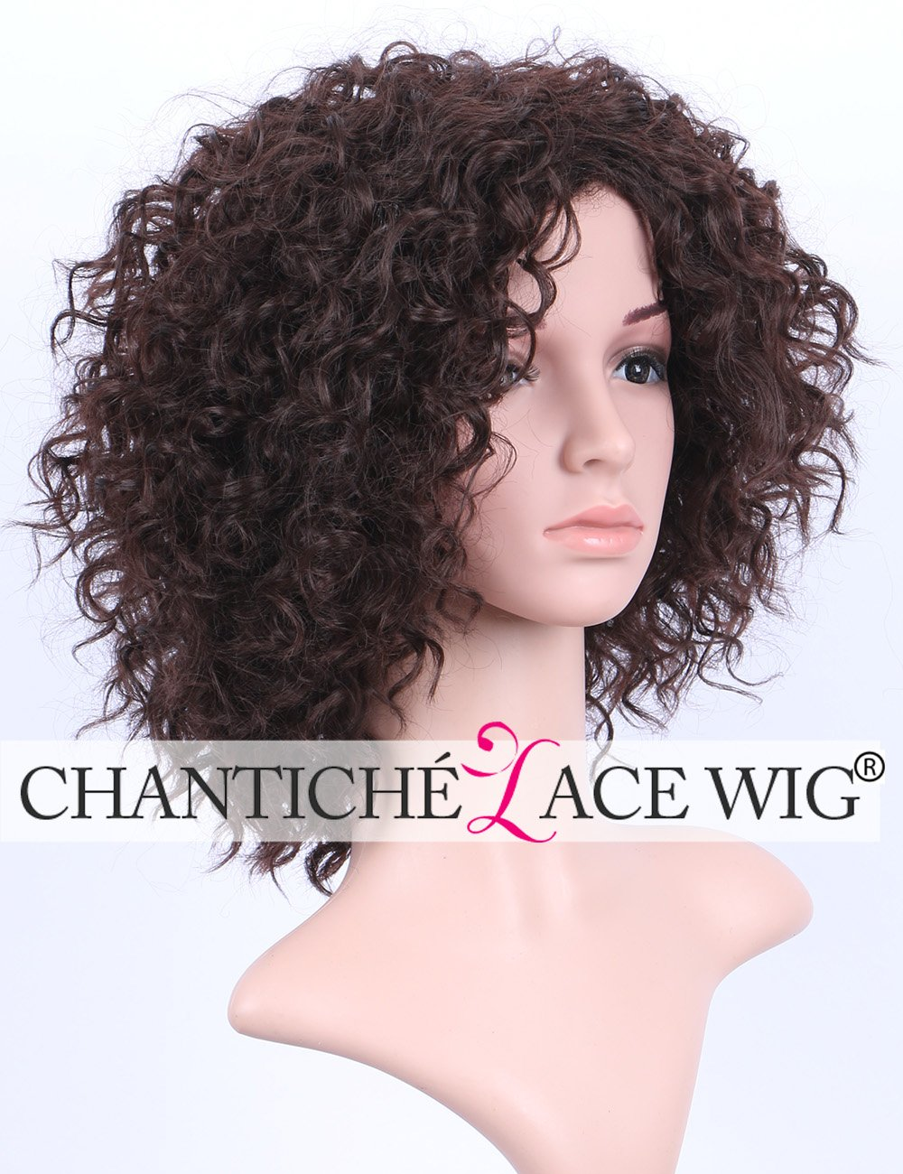 amazoncom wigbuy short wet wavy curly african american