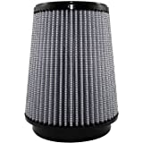 aFe Power 21-90015 Universal Clamp On Filter 5-1/2 F x 7 B x 5-1/2 T x 8 H in (Inside dimension)