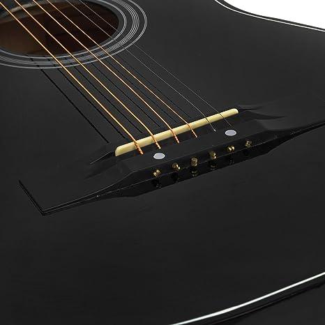 hapilife 3-4 guitare rouge pour les debutants, les enfants et les jeunes ,different modele avec choix de couleur