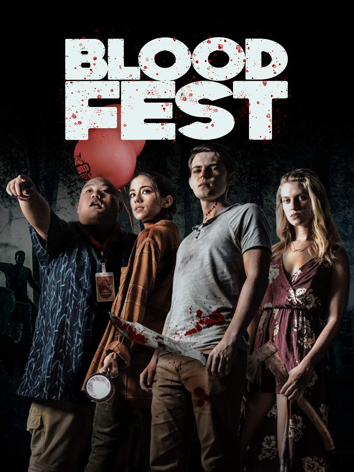 Blood Fest on Amazon Prime Video UK