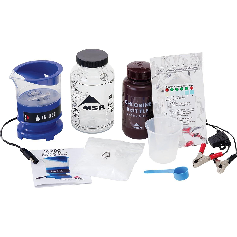 MSR SE200 - Community Chlorine Maker B0798WMJ9D    | Verschiedene Stile