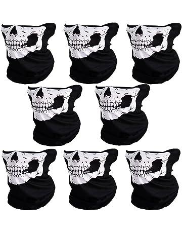Amazon.com: Face Masks - Riding Headwear: Automotive