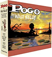 Pogo: The Complete Syndicated Comic Strips Vols. 5 & 6 Boxed Set (Walt Kelly's Pogo)