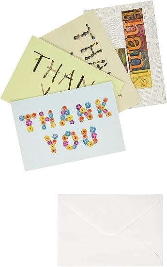 Amazon.com: dayspring Thank You tarjeta de felicitación con ...