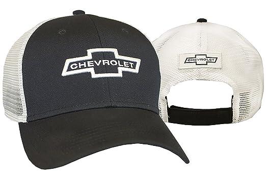 49b250db88c Amazon.com  Chevrolet Mesh Hat (Black) One Size  Clothing