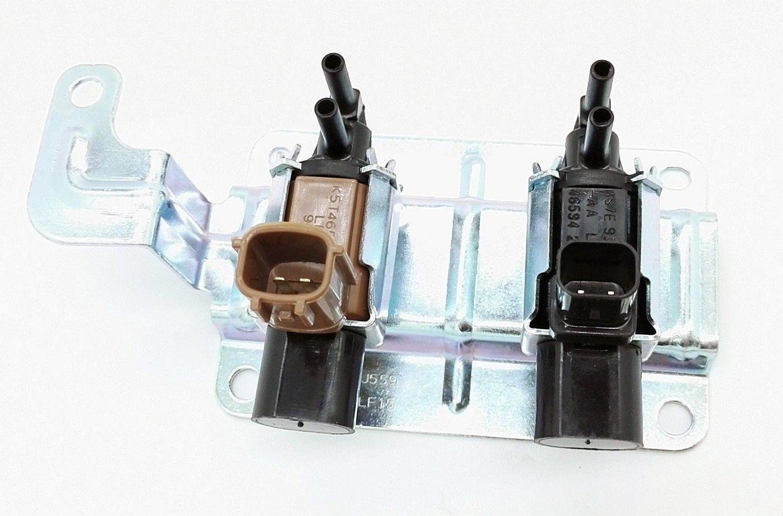 OKAY MOTOR Vapor Canister Purge Solenoid Valve for Mazda 3 5 6 CX-7 2.0 2.3 2.5 LF8218740 Okay Motor Products