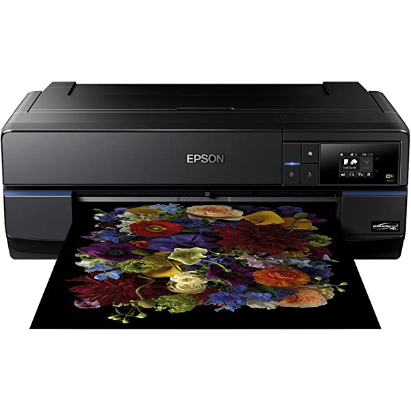 Epson SC-P800 - Impresora de Tinta (2880 x 1440 dpi, 220-240 V, 50/60 Hz, A2, Papel fotográfico, Papel Normal, Rodillo, USB), Ya Disponible en Amazon Dash Replenishment: Epson: Amazon.es: Informática