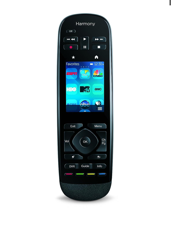 828d81f0bae Logitech Harmony Ultimate One Remote Control - Black: Amazon.co.uk:  Electronics