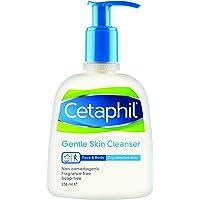 Cetaphil, Limipador y tónico facial (piel sensible) - 236 ml.