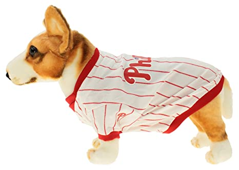 de8b115384a Image Unavailable. Image not available for. Color  Sporty K9 MLB Baseball  Dog Jersey ...