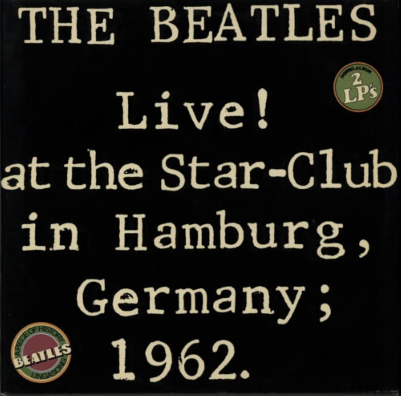 Live! At The Star-Club In Hamburg, 1962 by Bellaphon