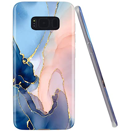 Amazon.com: JAHOLAN - Carcasa para Samsung Galaxy S8 ...