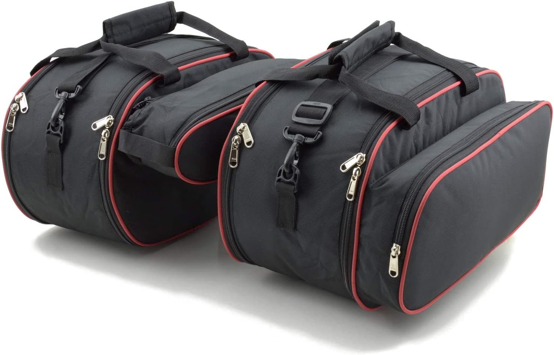 Bolsas, Bolsillos Interiores adecuados para Maletas Laterales Moto Ducati Multistrada - 950 (Desde 2017), 1200, 1260 - No. 11