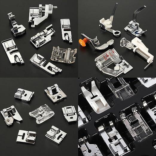 Amazon.com: Agile-Shop - Juego de prensatelas para máquina ...