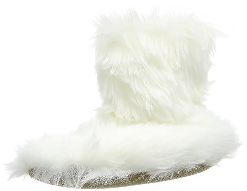 Eaze EazeFur Bootie Slipper - Pantofole Donna amazon-shoes grigio Senza Compras En Línea Aclaramiento Precio Más Bajo Precio Más Barato Almacenista Geniue Almacenista Geniue Envío Libre Envío Libre Precio Barato GXtNt2fjeg