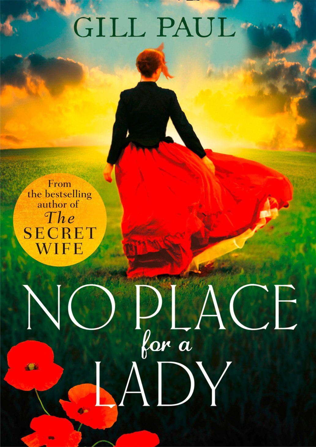 No Place Lady Gill Paul product image