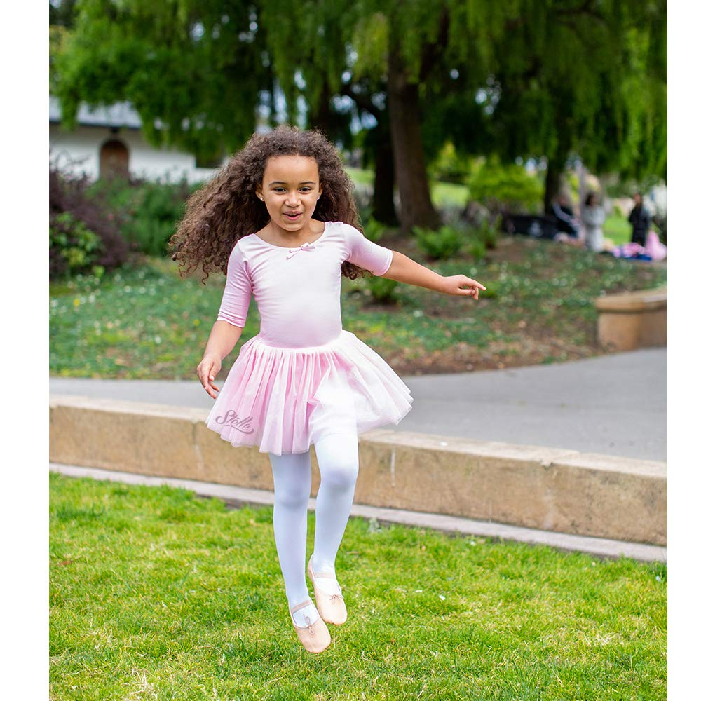 63b1f534d2e6 Amazon.com: STELLE Toddler/Girls Cute Tutu Dress Leotard for Dance,  Gymnastics and Ballet: Clothing