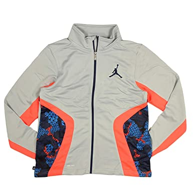 78743b0aec3603 Nike Air Jordan Jumpman Boys  Stay Cool Training Dri-Fit Zip Jacket (Small