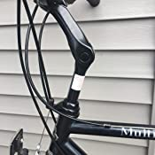 "Sunlite Avenir Bike Adjustable 0-60° 1-1//8/"" Quill Stem 25.4x90x180 Alloy Black."