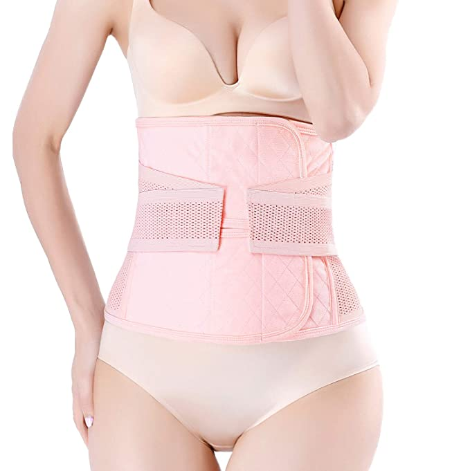 adaba3f780d3d Women Postpartum Girdle Corset Recovery Belly Wrap Postpartum Support Band  Belt