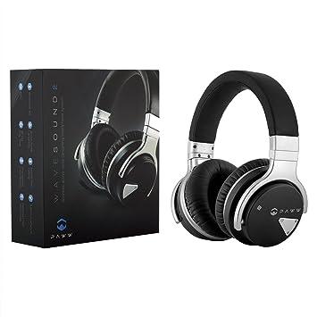 5d25835a769 Paww Over Ear Headphones - Paww WaveSound 2 - Active: Amazon.co.uk:  Electronics